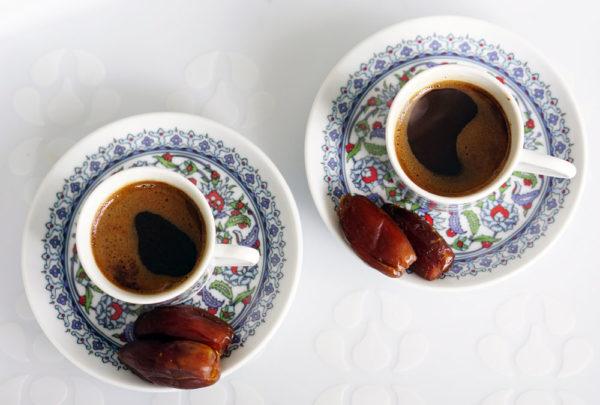 Türkischer Kaffee Variante 1