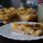 Sommerlicher Apfelkuchen